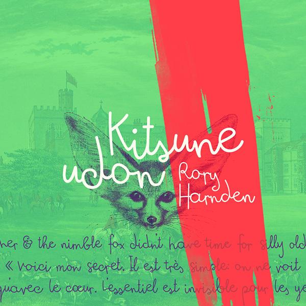 Kitsune Udon por Rory Harnden de Nueva Zelanda