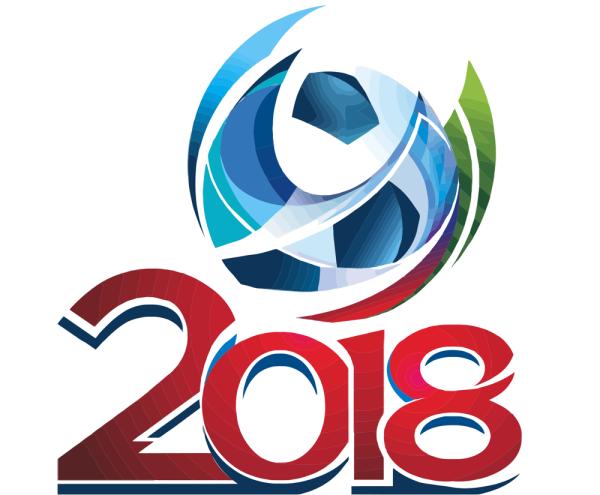 logo mundial de rusia 2018