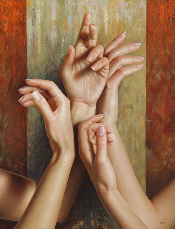 pinturas hiperrealistas omar ortiz 2
