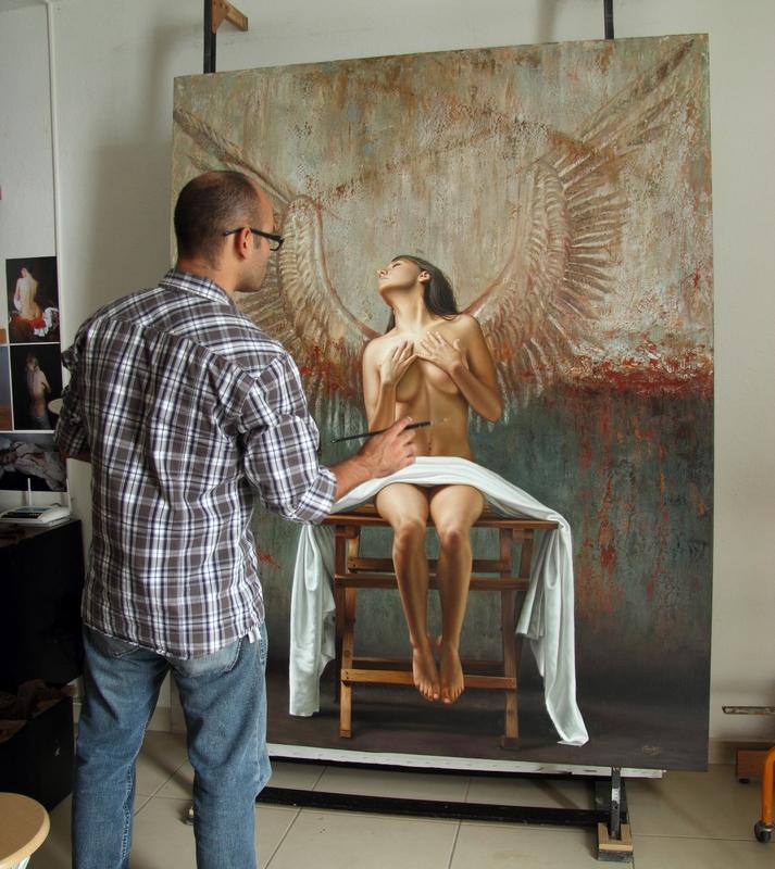 pinturas hiperrealistas omar ortiz 4