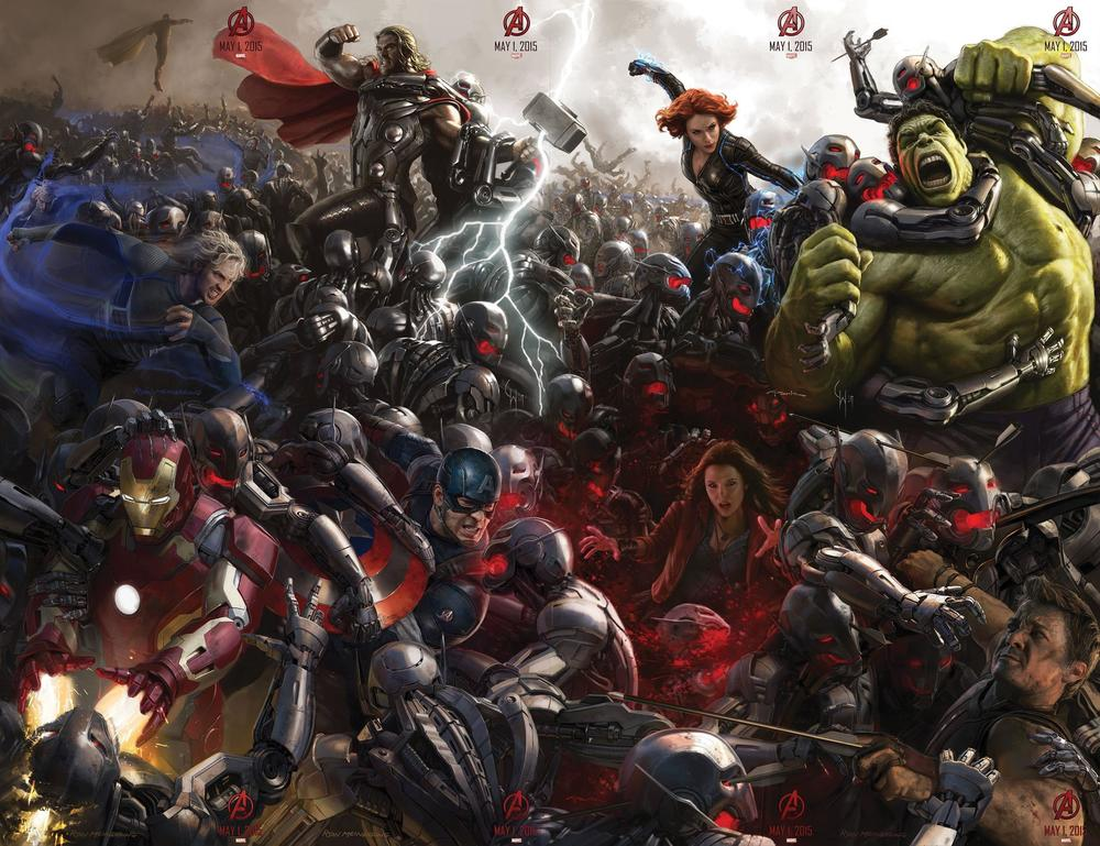 posters avengers age of ultron 1