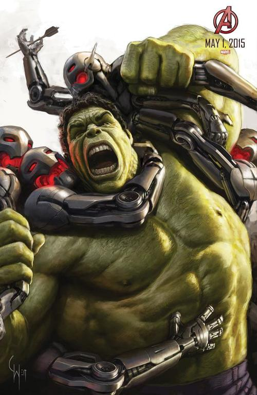 posters avengers age of ultron 2