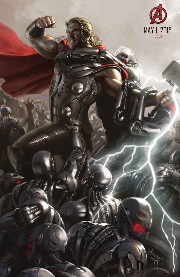 posters avengers age of ultron 3