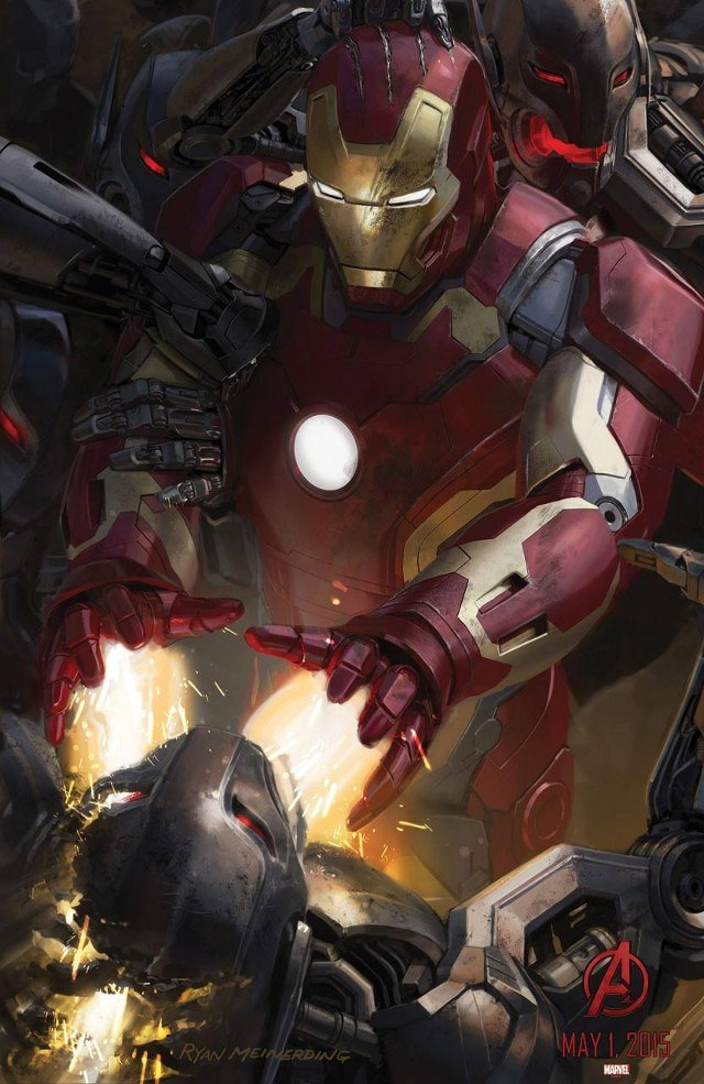 posters avengers age of ultron 4