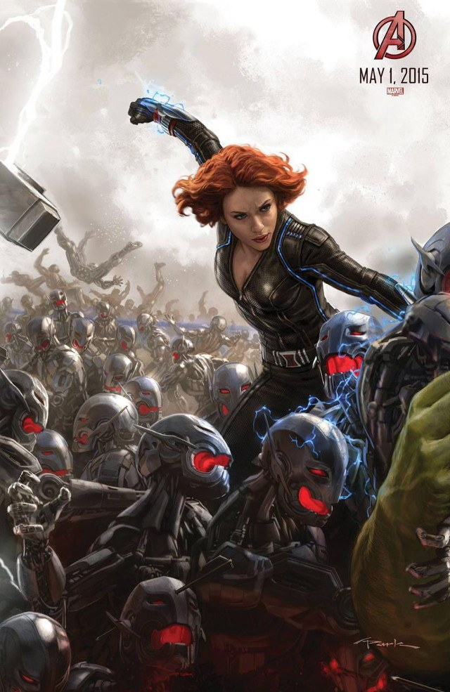 posters avengers age of ultron 5