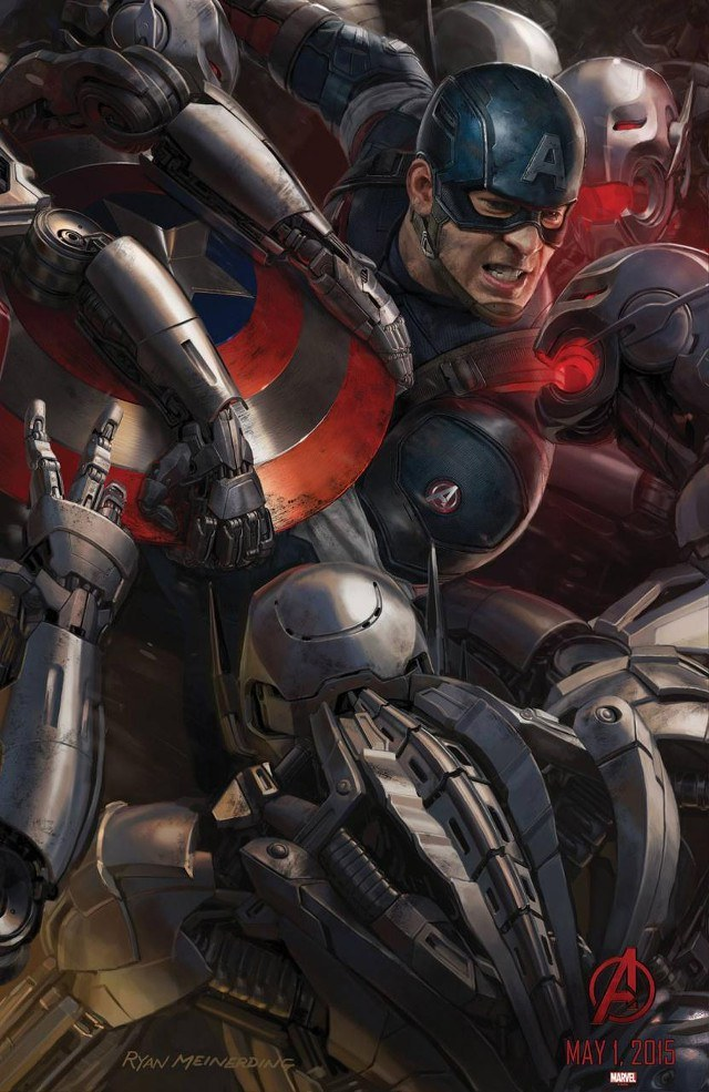 posters avengers age of ultron 6