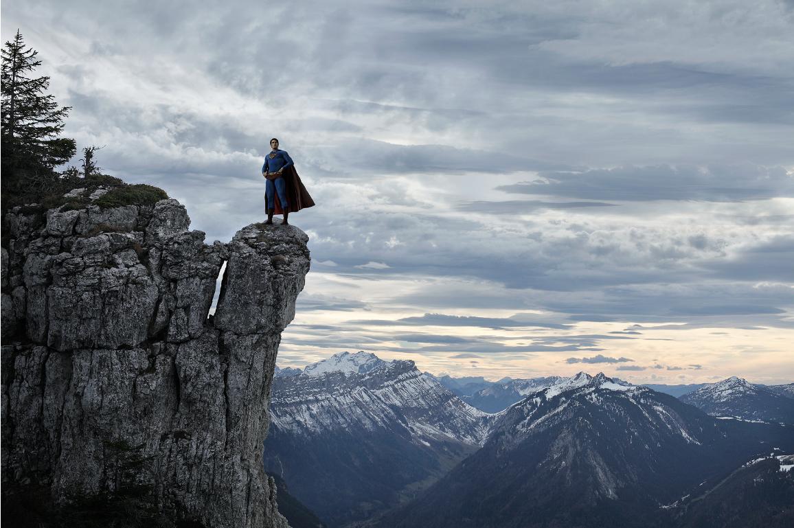 retratos Benoit Lapray superman 3