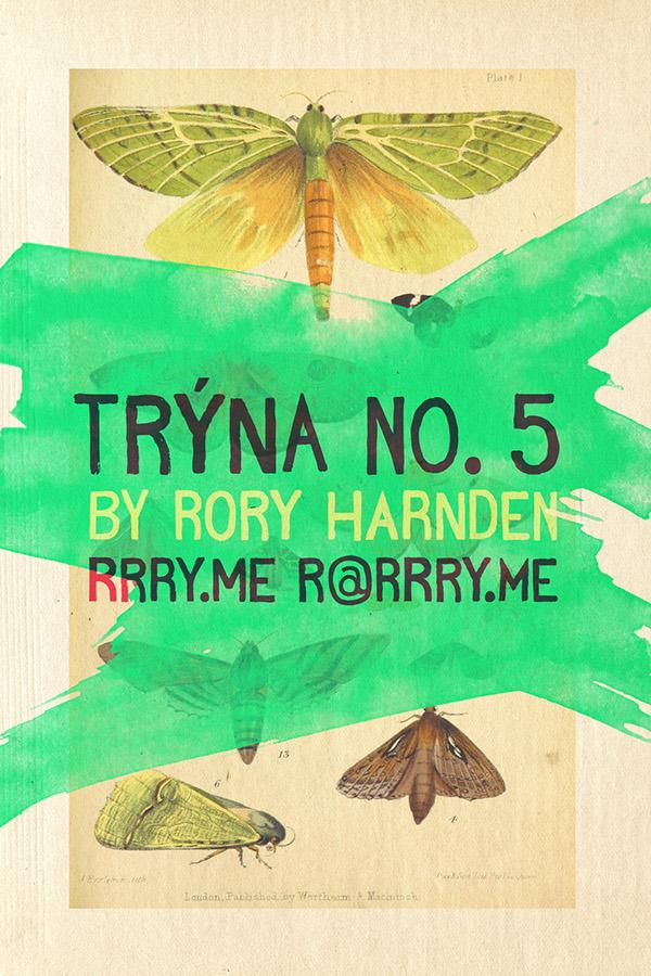Tryna No.5 por Rory Harnden de Nueva Zelanda