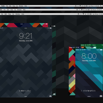 wallpapers geometricos