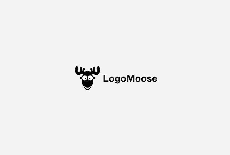 Dirk Leys Logo Moose