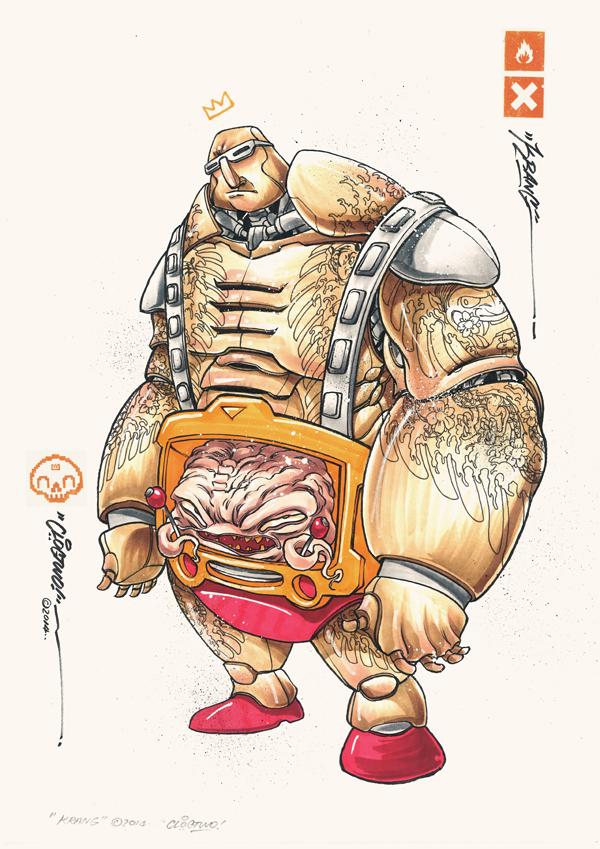 Tortugas Ninja Mutantes Clog Two 7