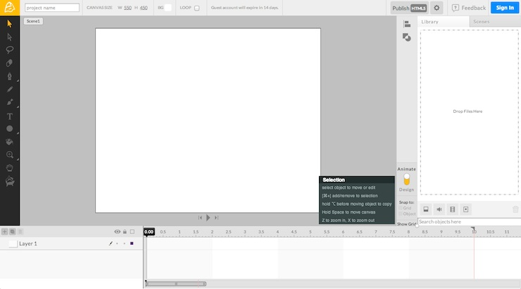 animator editor