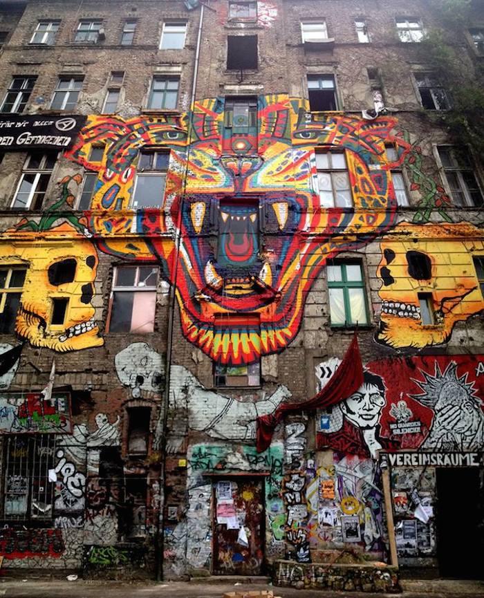 arte urbano guache 1