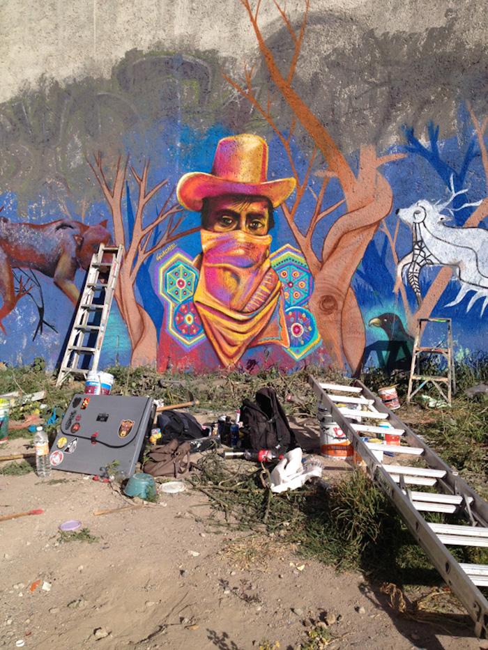 arte urbano guache 9