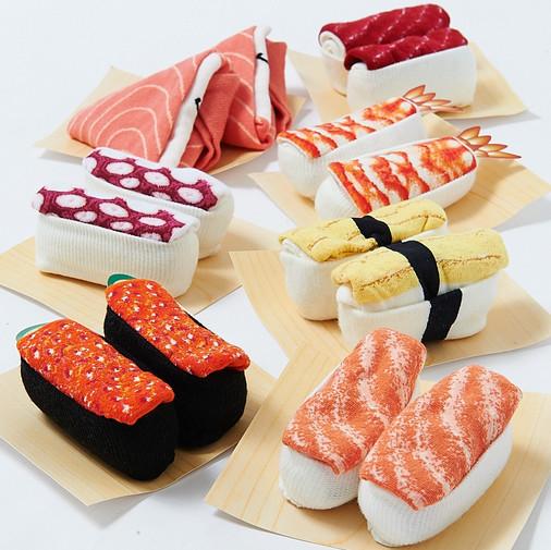 calcetines de sushi 2