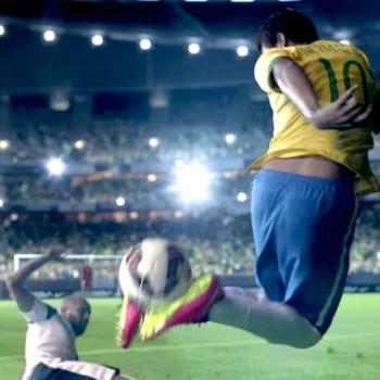 comercial nike neymar