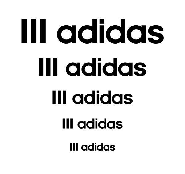 diseños branding adidas