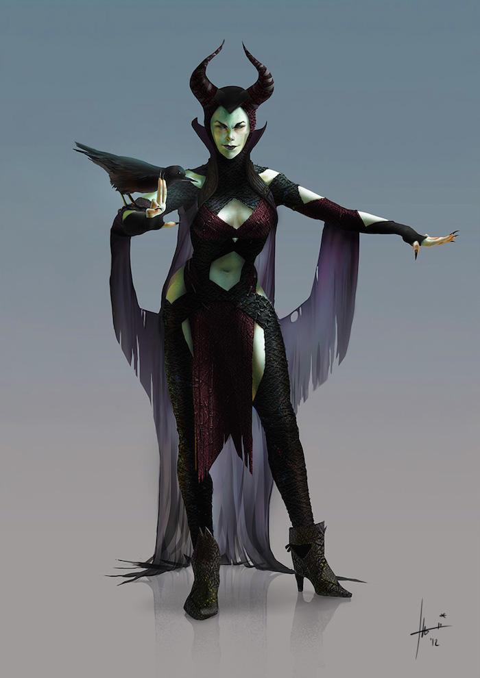 diseños de personajes Jennifer Wuestling 5