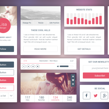 eye candy ui kit
