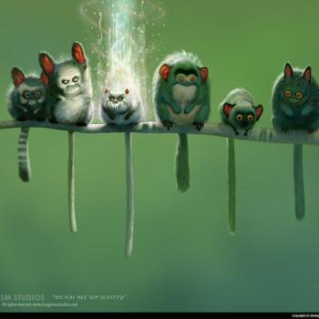 ilustraciones Bobby Chiu 5