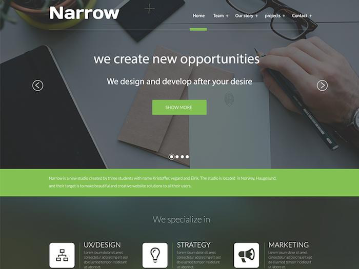 inspiracion diseños web 2