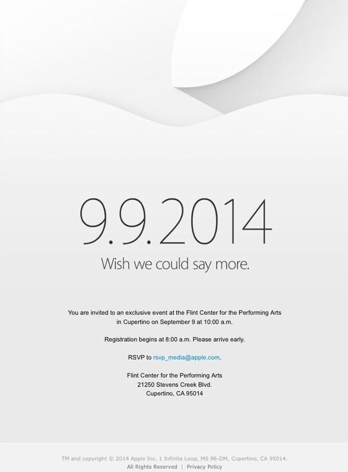 invitacion-apple-septiembre-2014