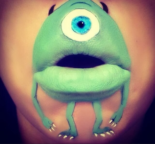 maquillaje Laura Jenkinson mike wasowsky