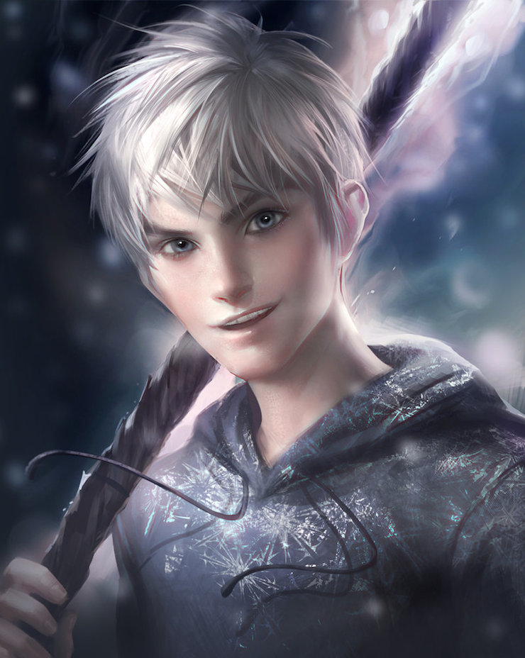 sakimichan jack frost