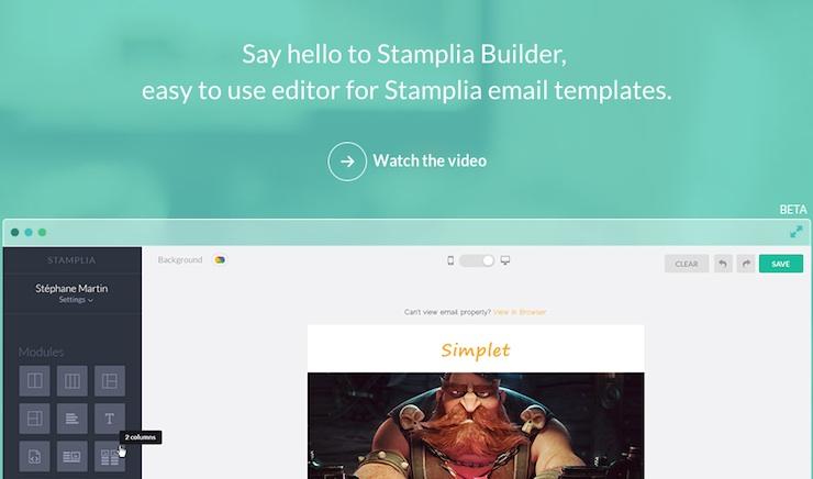 stamplia builder 1