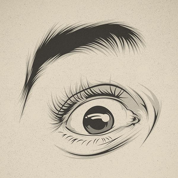 Cranio Dsgn expresiones de los ojos