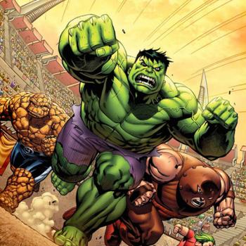 David Nakayama ilustraciones superheroes 11
