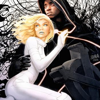 David Nakayama ilustraciones superheroes 5