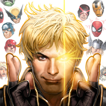 David Nakayama ilustraciones superheroes 9