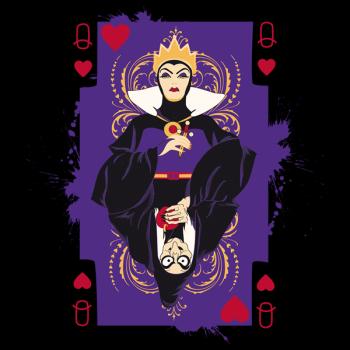 Evil-card