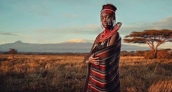 Fotos guerreros Maasai 4