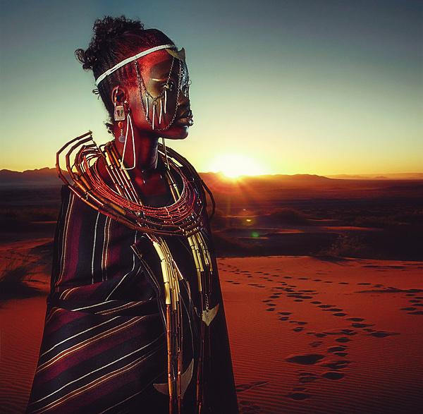 Fotos guerreros Maasai 5