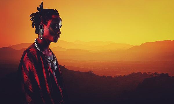 Fotos guerreros Maasai 6