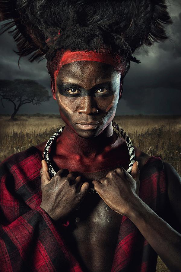 Fotos guerreros Maasai 7
