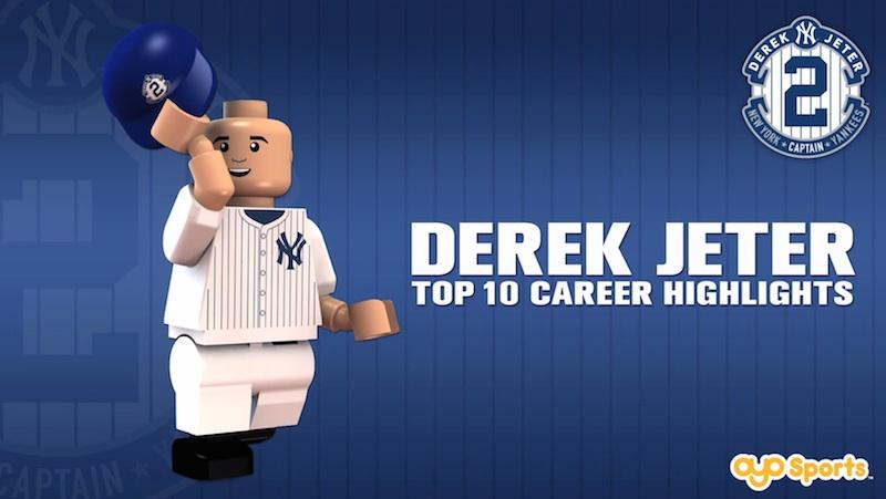 Los mejores momento de Derek Jeter