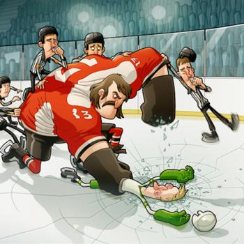 Mathieu Beaulieu ilustraciones graciosas 8