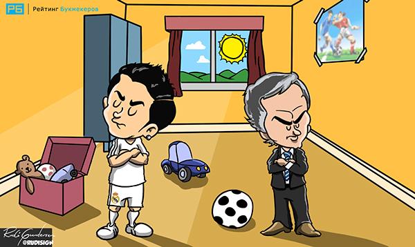 Rudi Gundersen caricaturas futbol 1