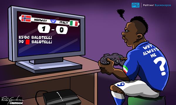 Rudi Gundersen caricaturas futbol 4