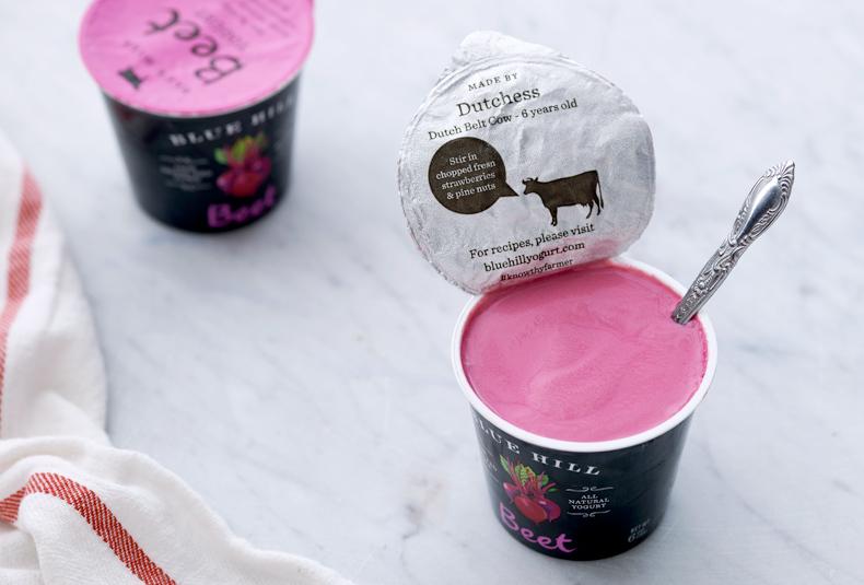 branding Blue Hill Yogurt imagen 3