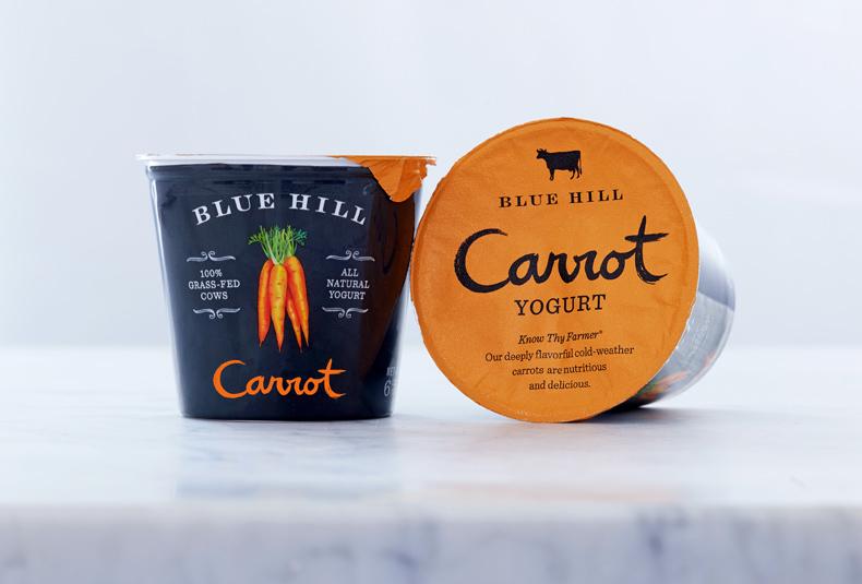 branding Blue Hill Yogurt imagen 5
