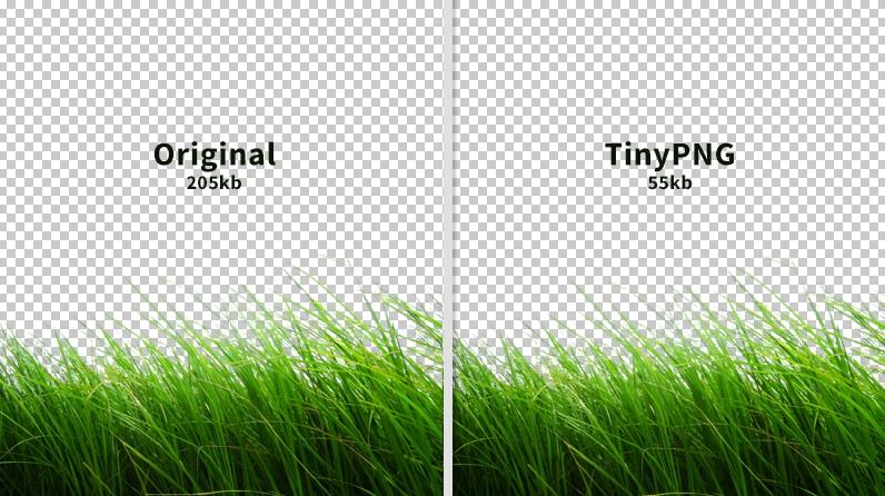 optimización de imágenes para web png