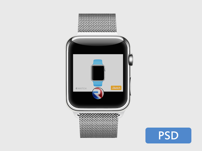 Apple Watch - Photoshop - por Nullice