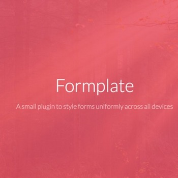 formplate