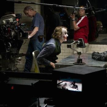 fotos behind scenes batman dark knight 11