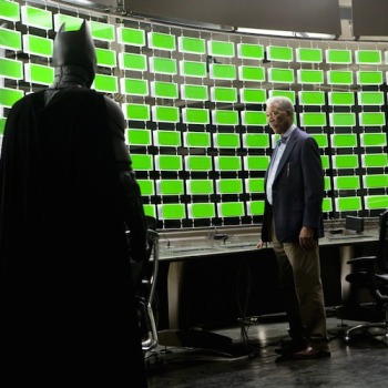 fotos behind scenes batman dark knight 12