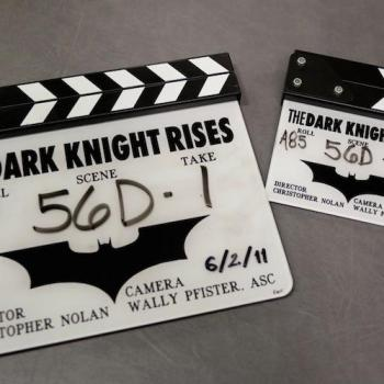 fotos behind scenes batman dark knight 13